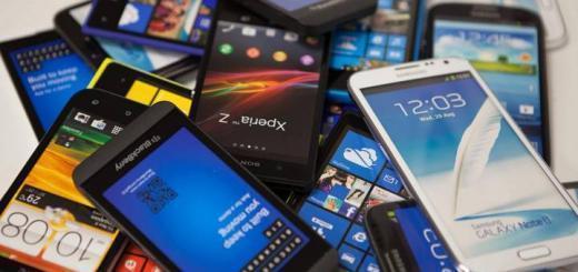 Слишком часто выпускают новые модели смартфонов