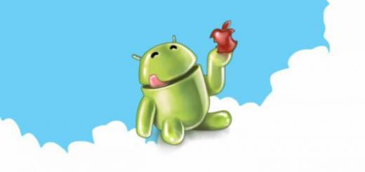 iPhone Android всех победил