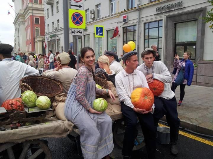 Хохлы в Москве