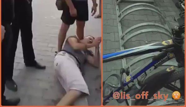 Украинский герой в Севастополе