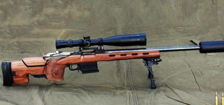 На Украине сделали из винтовки Мосина «Армату-киллер»