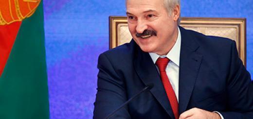 Лукашенко назвал «айфоны и плафоны» источником богатства в будущем