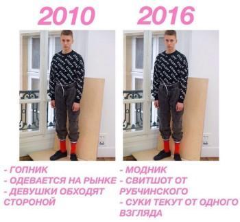 Модники
