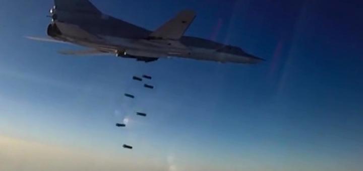 ВКС России сорвали захват Пальмиры боевиками