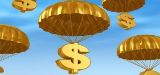 Как угробить компанию и получить золотой парашют