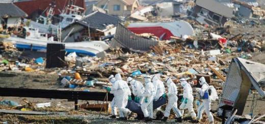 Фукусима заразила радиацией весь Тихий океан.