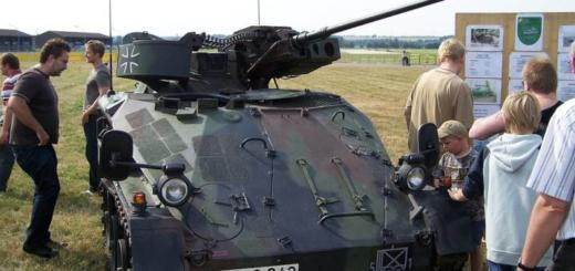 Маленький фашистский танк