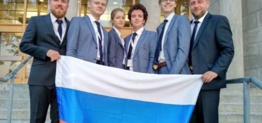 Россия победила в международной олимпиаде по географии