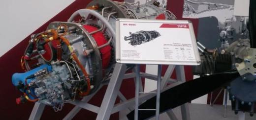 Российский двигатель для самолетов L-410