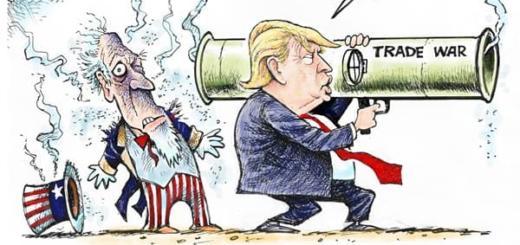 Упадок американской империи
