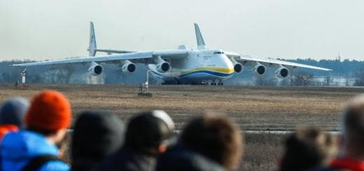 """Літак Ан-225 """"Мрія"""""""
