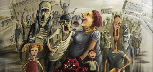 Разруха, коррупция, взаимная ненависть