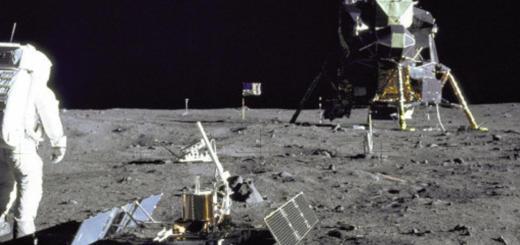 Кто верит в полеты на Луну