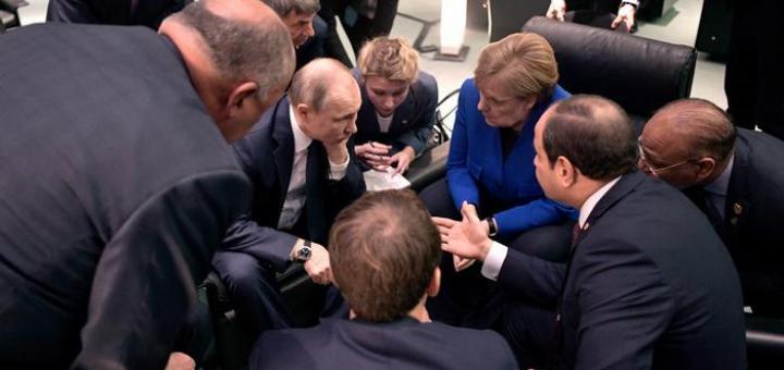 Звёздный час немецкой дипломатии