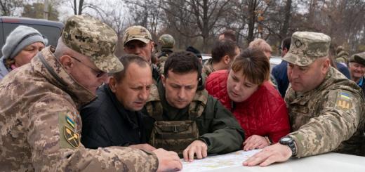 Обострение боёв в Новороссии