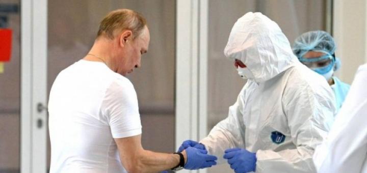 Россия сможет легко пережить коронавирус благодаря Путину
