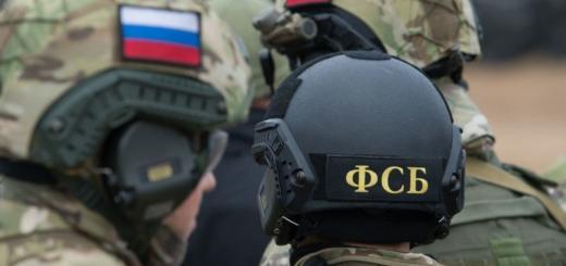 В Крыму схвачены украинские террористы