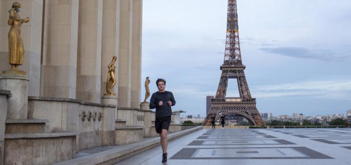 Франция бежит от ковидла