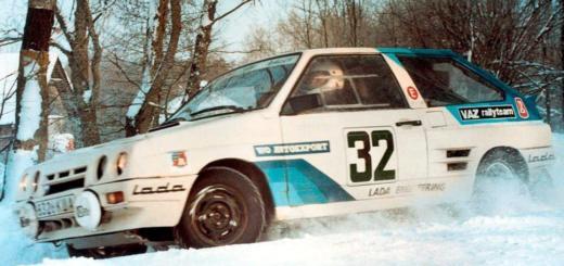 Последний выхлоп СССР: Lada Samara Turbo