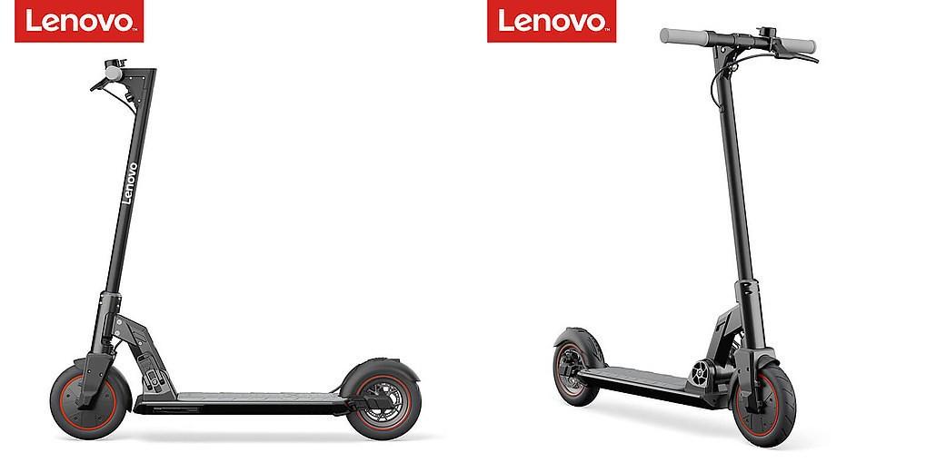 Lenovo выпустила электросамокат